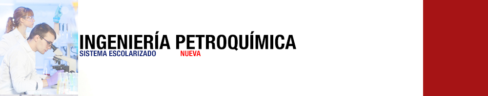 INGENIERÍA PETROQUÍMICA COATZACOALCOS