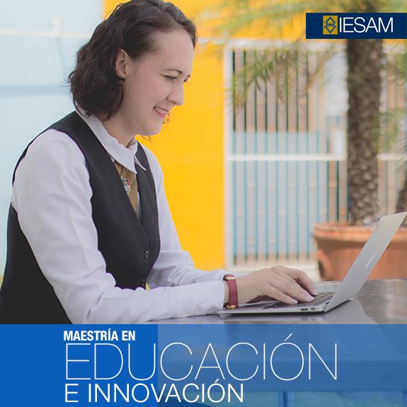 Maestría en Educación e Innovación