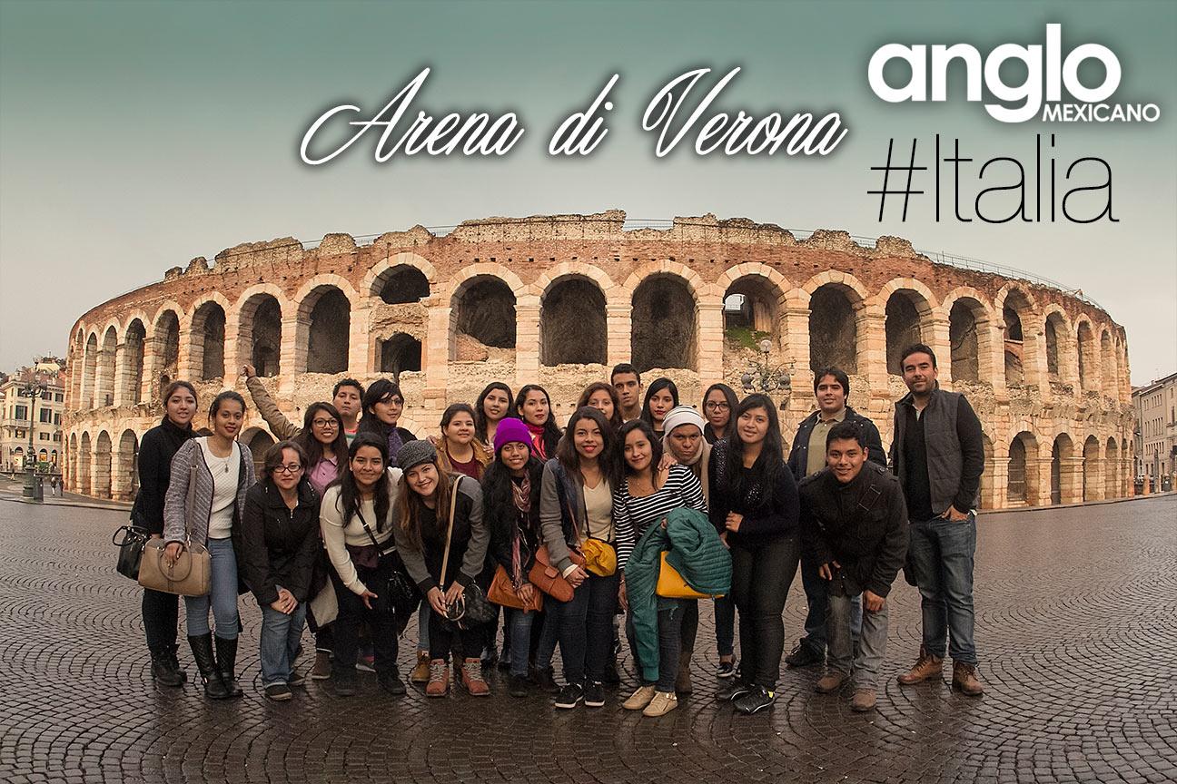 alumnos Anglo Mexicano en Italia viaje-a-italia-2015-colegio-anglo-mexicano-de-coatzacoalcos---programas-internacionales---intercambio-al-extranjero-arena-di-verona-italiano-iesam