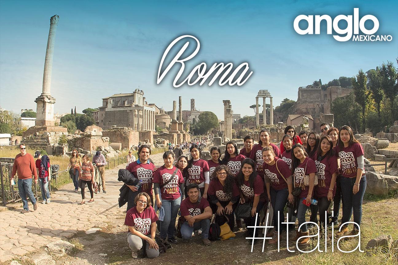 alumnos Anglo Mexicano en Italia viaje-a-italia-2015-colegio-anglo-mexicano-de-coatzacoalcos---programas-internacionales---intercambio-al-extranjero-roma-universidad-iesam-2