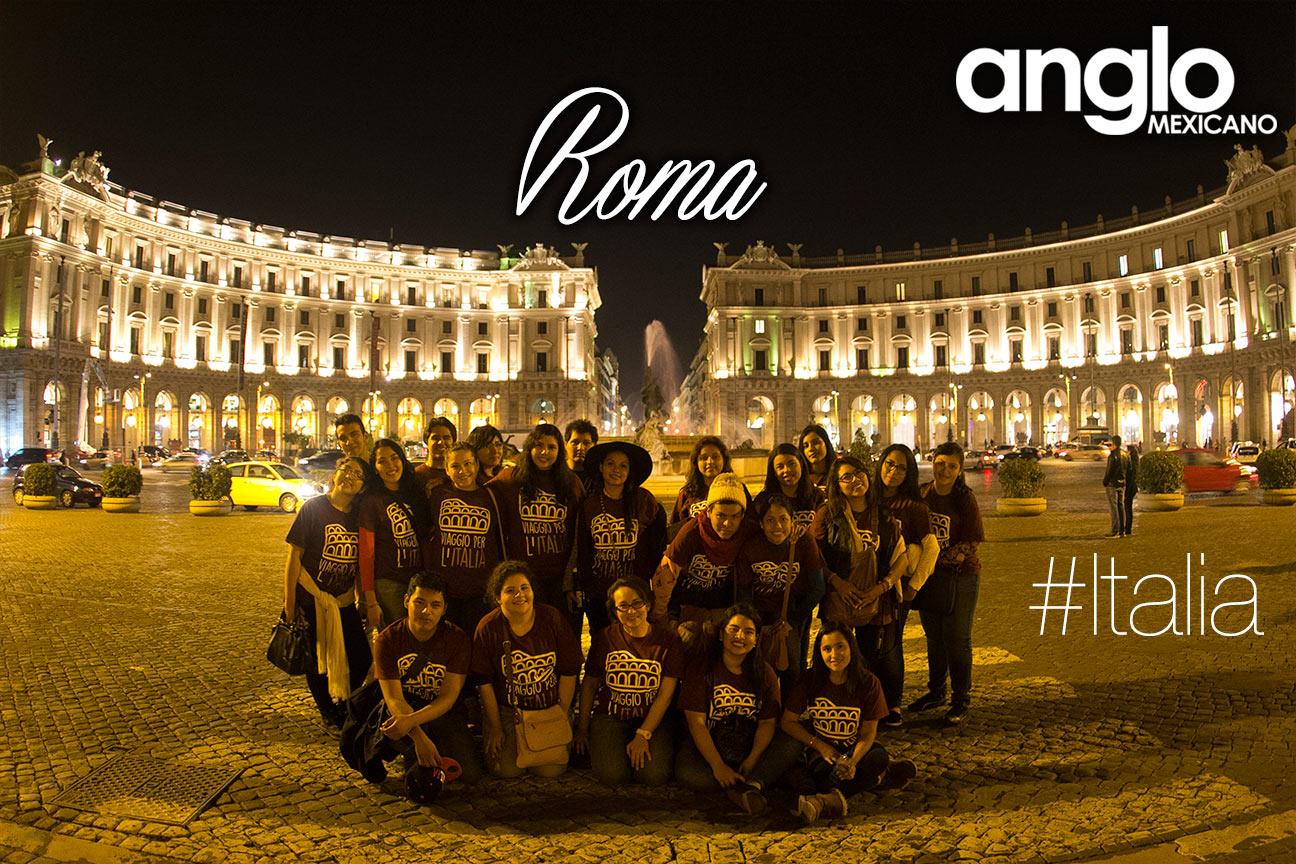 alumnos Anglo Mexicano en Italia viaje-a-italia-2015-colegio-anglo-mexicano-de-coatzacoalcos---programas-internacionales---intercambio-al-extranjero-roma-universidad-iesam