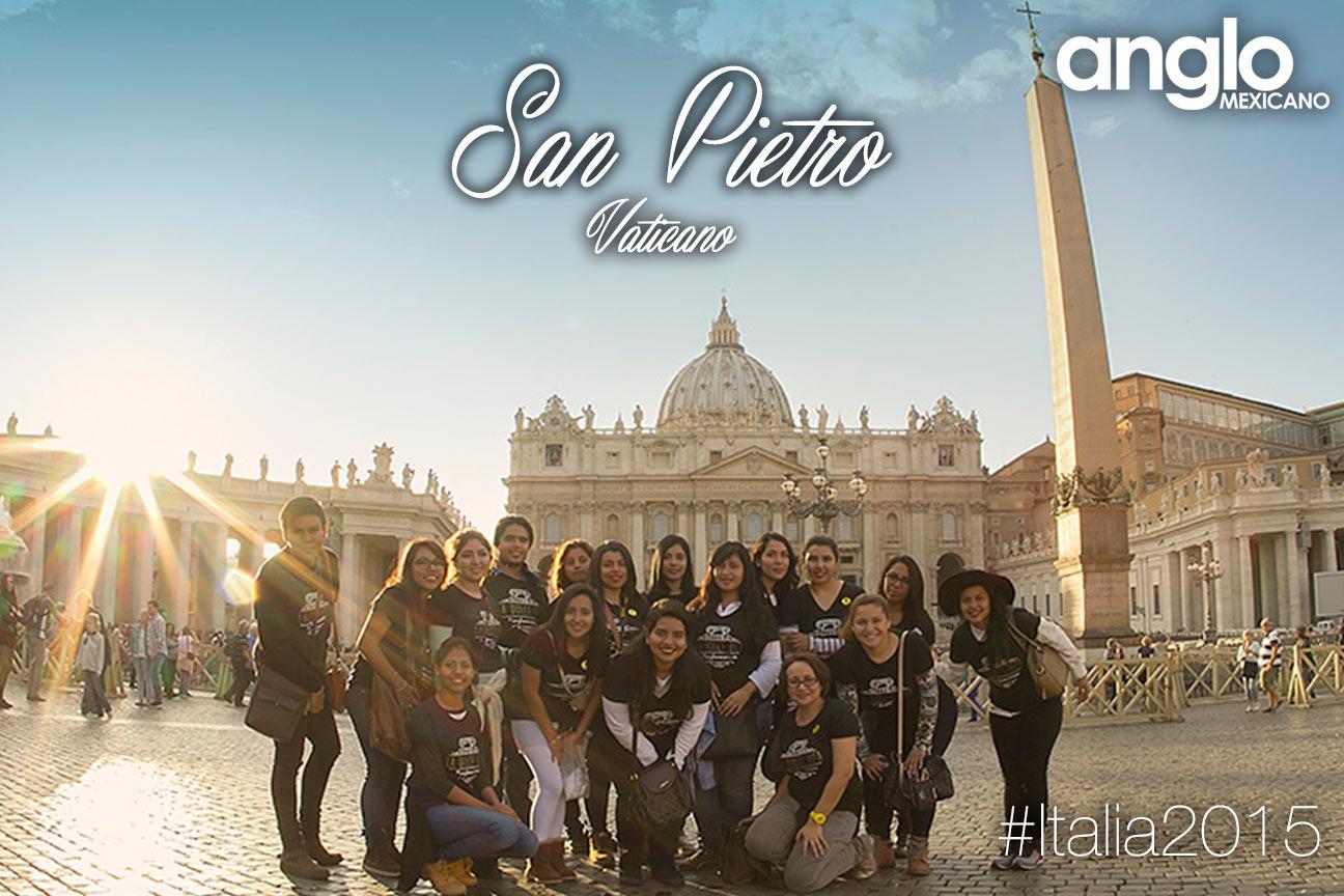 Viaje a Italia alumnos Anglo Mexicano en Italia - intercambios al extranjero Coatzacoalcos Universidad Licenciatura en Idiomas