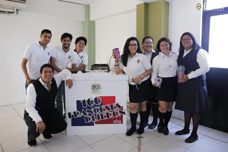 COLEGIO ANGLO MEXICANO DE COATZACOALCOS- IESAM-CIERRE FRANCOFONÍA-2019-006